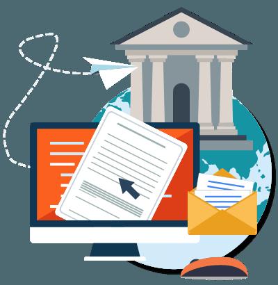 Сдача бухгалтерской и налоговой отчётности через интернет по ТКС